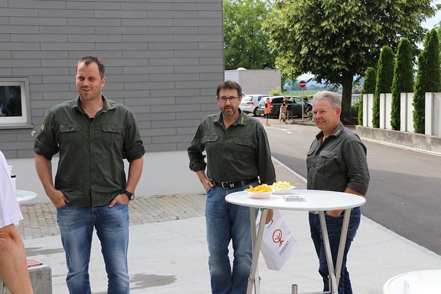 Einweihungsfest 2020 Bauumternehmug Gebr. Schmid AG Schübelbach